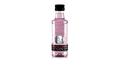 Ginebra PUERTO DE INDIAS STRAWBERRY 5cl