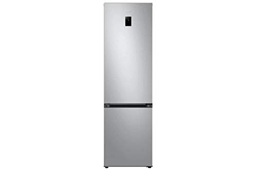 Samsung RB38T675DSA Frigorífico Combi 2M Inox de 390 L, Tecnología SpaceMax™,(, All-Around Cooling, No Frost, Optimal Fresh + y Humidity Control