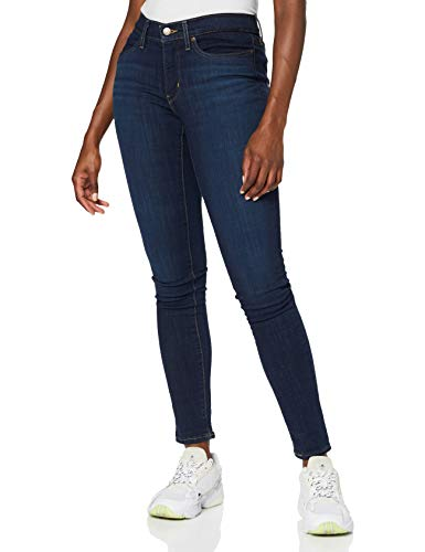 Levi's 311 Shaping Skinny Jeans, Marine Offbeat, 30W / 28L para Mujer