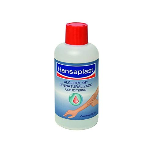 Hansaplast Alcohol Desnaturalizado - 250 ml