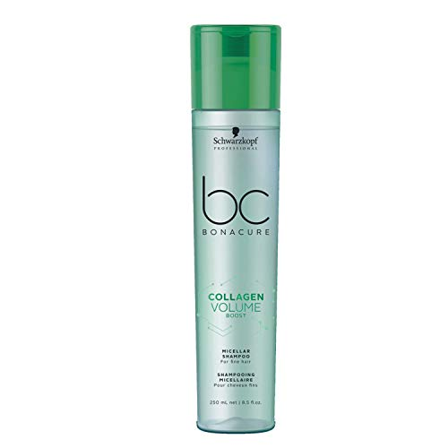 Schwarzkopf Professional BC Collagen Volume Boost Champú Micelar 250 ml