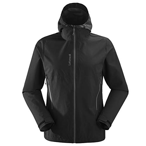 Lafuma Shift GTX Jkt Jacket, Black/Carbone Grey, L Mens