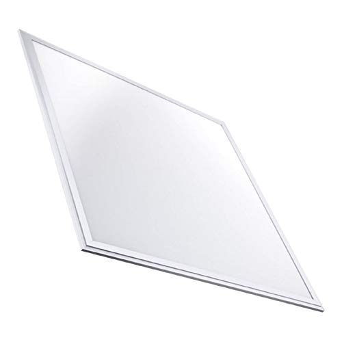 Panel LED 60x60cm 40W. Color Blanco Frio (6500K). 3600 Lumenes. Idoneo Techo Modular. A++