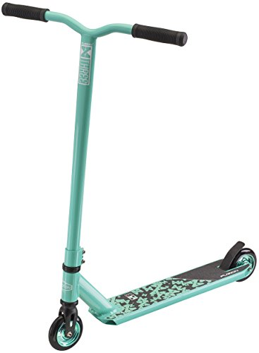 Fuzion X-3 Patinete Pro Scooters Freestyle - Patinetes Freestyle (Teal)