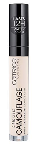CATRICE Liquid Camouflage High Coverage Concealer 005-Light Natural 150 g