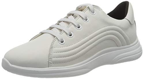 GEOX D PILLOW OFF WHITE Women's Trainers Low-Top Trainers size 40(EU)