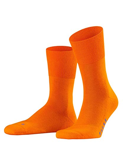 Falke Run Ergo Calcetines, Naranja (Bright Orange 8930), 42/43 para Hombre