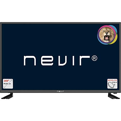 Nevir TV LED 39' NVR-7707-39RD2S-N HD Ready