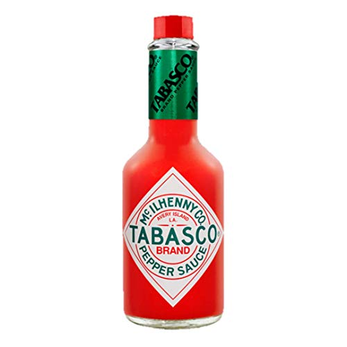 Tabasco Pepper Sauce, 1er Pack (1 x 350 ml)