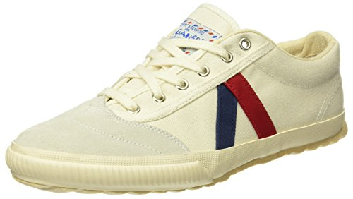 El Ganso Tigra Canvas Walking, Zapatillas de Deporte Unisex Adulto, Blanco (Off-White), 37 EU