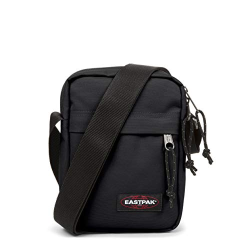 Eastpak The One Bolso Bandolera, 21 Cm, 2.5 L, Negro (Black)
