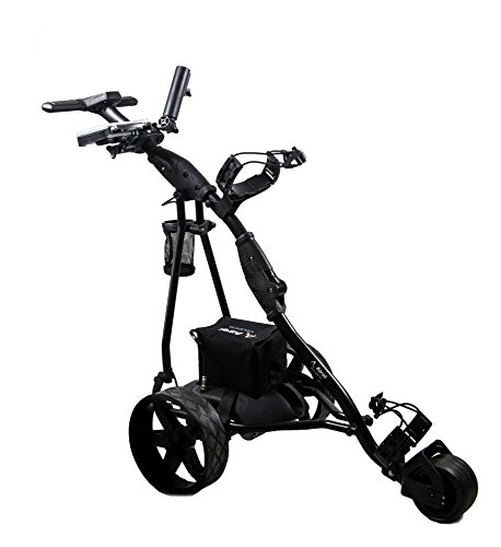 Airel Carrito de Golf Eléctrico Plegable | Carro Golf Batería Litio | Carro Golf 3 Ruedas | Carrito Golf Plegable | Golf Trolley | Golf Cart | Carro Golf
