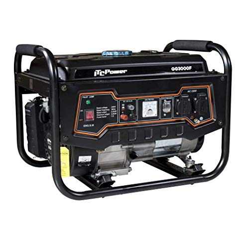 ITCPower IT-GG3000F Generador gasolina