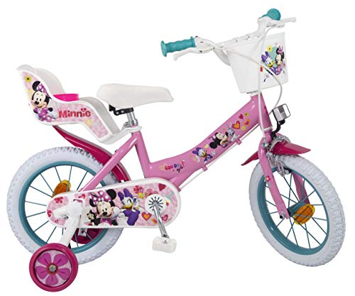 Bicicleta 14' Minnie
