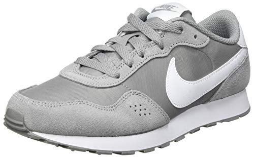 Nike MD Valiant (GS), Sneaker, Particle Grey/White, 37.5 EU