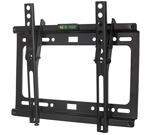 ATHLETIC Soporte de Pared para TV de 22'- 46' LED/LCD/Plasma TV Extensible Inclinable - Carga Máx. 27 kg - VESA Máx. 200x200mm