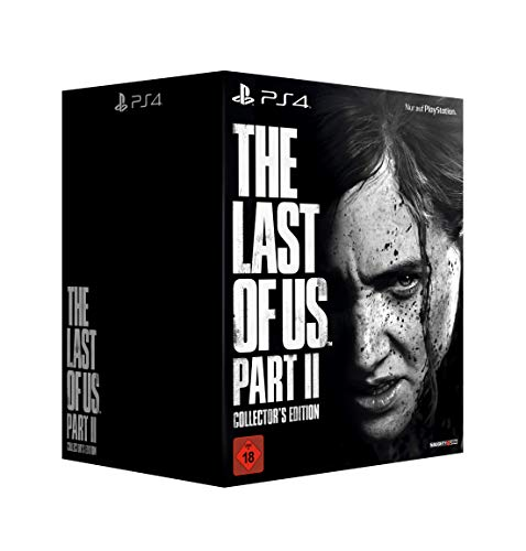The Last of Us Part II - Collector's Edition [Importación alemana]