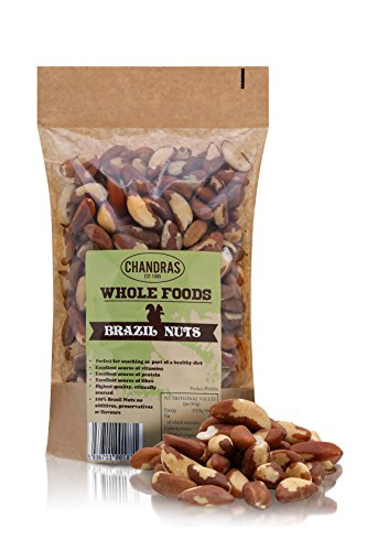 Chandras Whole Foods – Nueces de Brasil
