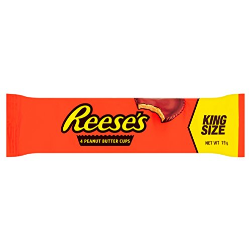 REESES 4 PEANUT BUTTER CUPS