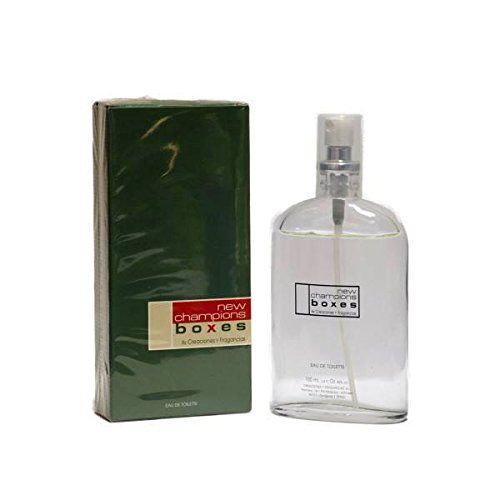 NEW CHAMPION BOXES de CyF - Hombre - EDT 100ml - Made in Spain