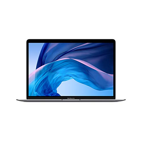 Apple MacBook Air (de 13 Pulgadas, Intel Core i3 de Doble núcleo a 1,1 GHz de décima generación, 8 GB RAM, 256 GB) - Gris Espacial (Modelo Anterior)