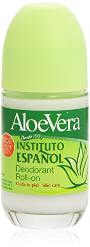 Instituto Español Desodorante Roll On de Aloe Vera - 75 ml