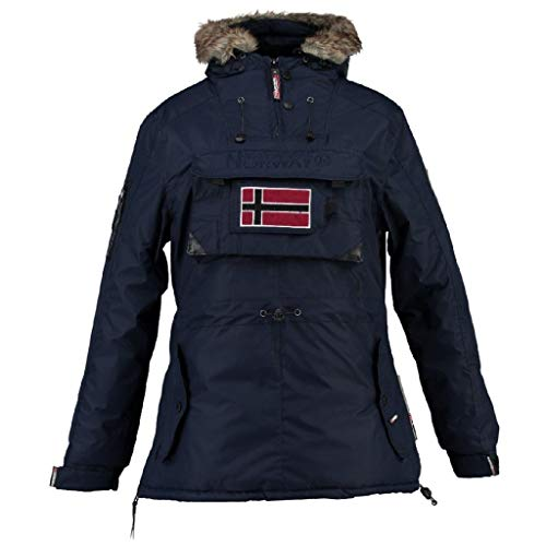Geographical Norway Parka Mujer Baby Ass A Azul Marino 2