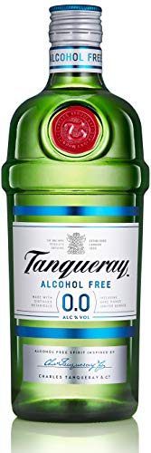 TANQUERAY 0.0 Sin Alcohol - 700 ml