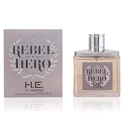 Mango Rebel Hero H.E. Agua de Colonia - 100 ml