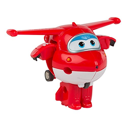 Super Wings- Jett personaje transformable (Colorbaby 75861)