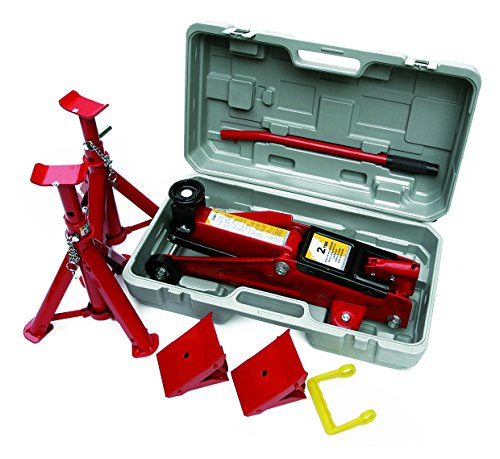 Hilka 82930240 - Kit De 2 Ton Trolley Jack En Bmc