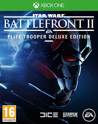 Star Wars : Battlefront 2 - Edition Deluxe - Xbox One [Importación francesa]