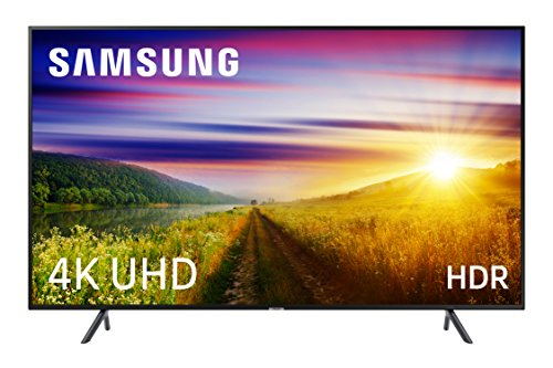 Samsung TV 65NU7105 - Smart TV 65' 4 K UHD HDR (Pantalla Slim, Quad-Core, Dynamic Crystal Color, 3 HDMI, 2 USB)