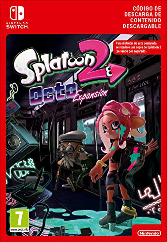 Splatoon 2: Octo Expansion [Switch - Download Code]