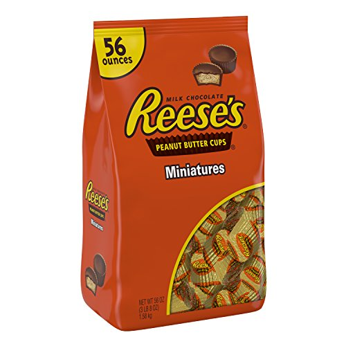 Reese's Peanut Butter Cup Miniatures, 56 Ounce
