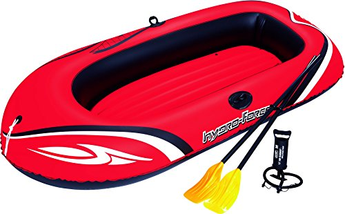 Bestway-Schlauchboot Boot Hydro-Force Raft Set Barco Hinchable. (61102)
