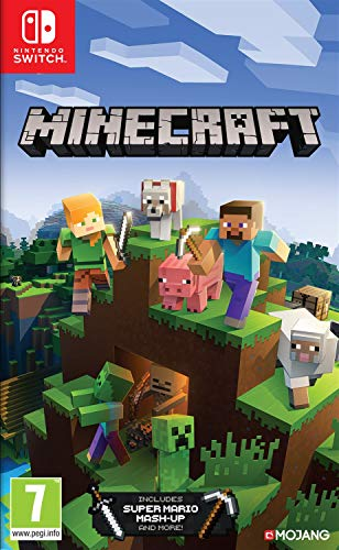Minecraft - Nintendo Switch [importación]