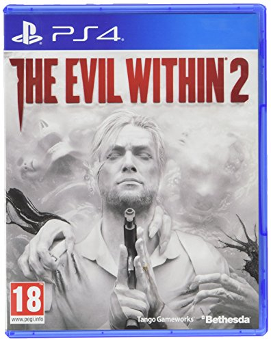 PS4 Evil Within 2