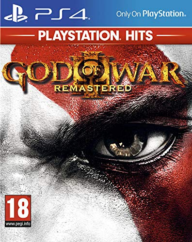 God of War 3 Remastered HITS - PlayStation 4 [Importación francesa]