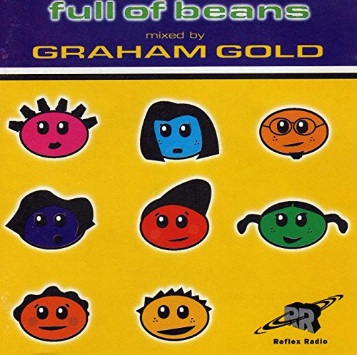 Full of Beans Mixed By Graham