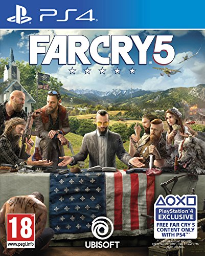 Far Cry 5 (PS4 Exclusive Content)