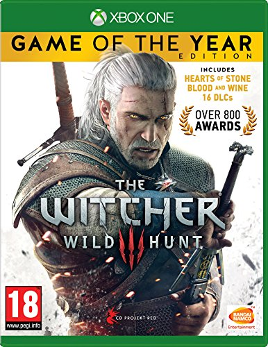 The Witcher 3 Game Of The Year Edition [Importación Inglesa]